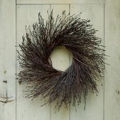 black willow wreath | terrain