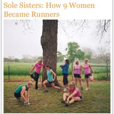 Awesome article about running http://www.realsimple.com/m/work-life/life-strategies/inspiration-motivation/runners-00100000081909/index.html