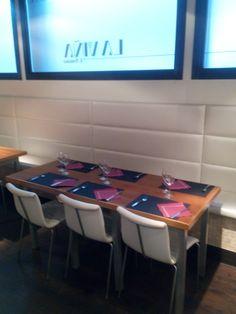 Comedor del Restaurante la Viña de San Francisco, Bilbao