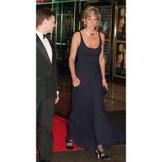 Princess Diana's most memorable evening looks