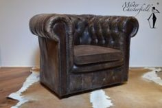 Chesterfield Chair, original good condition.