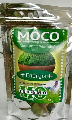 Pó concentrado orgânico!  Mais saúde! 100%mo!