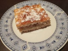 Egyszerű almás pite Hungarian Recipes, Tiramisu, Ale, French Toast, Sweets, Cookies, Breakfast, Ethnic Recipes, Foods