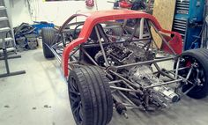 Mazzarini RT V6 - Custom Car Build