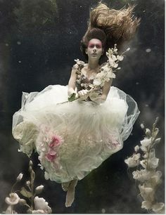 The Water Babies by Zena Holloway for Greenpeace and National Geographic Magazine