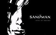 At the 2012 Comic-Con, Neil Gaiman informs fans that he will recontinue his cult sensation comic series, The Sandman. After a ten-year hiatus, Gaiman will return to The Sandman to continue the untold story of Morpheus. Neil Gaiman, Dc Movies, Comic Movies, Comic Books, Nocturne, Morpheus Sandman, Script S, Films, Black