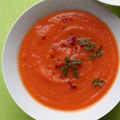 Carrot-Ginger Soup | MyRecipes.com #MyPlate #vegetable
