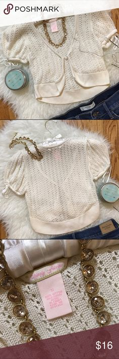 Simply Flawless Crop Sweater! Simply Flawless Crop Sweater! Simply Flawless Sweaters Shrugs & Ponchos