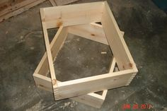 Build Your Own: Bee Hives and Supers. Woodworking Guide, Custom Woodworking, Woodworking Projects Plans, Bee Hive Plans, Raising Bees, Bee Boxes, Outdoor Furniture Plans, Bees Knees, Queen Bees