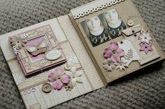 "Mini album ""Jolie Ballerine"" - Le Scrap de Patmiaou"