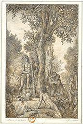 Hercule au jardin des hesp rides giovanni antonio for Au jardin des hesperides