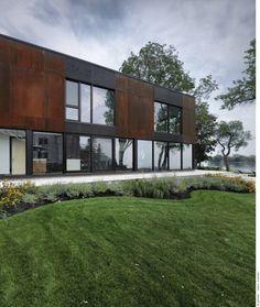 Remodelación contemporánea a casa de piedra - Noticias de Arquitectura - Buscador de Arquitectura