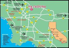 Things to Do in Pasadena, CA #california #pasadena #travel