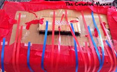 How to Make a Lego Pull String Pinata