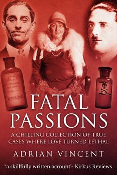 The Meandering Reader: Fatal Passion by Adrian Vincent