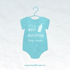 <a href='http://www.freepik.com/free-vector/hand-painted-baby-shower-card-template_792554.htm'>Designed by Freepik</a>