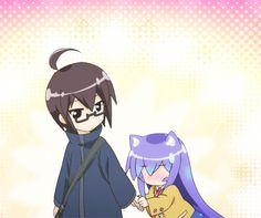 acchi kocchi - tsumiki and Io