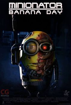 minion terminator de la película terminator genesis
