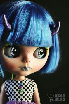 """Doll""""Monster girl"""""""
