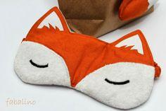Fuchs-Schlafmaske