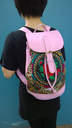A personal favourite from my Etsy shop https://www.etsy.com/sg-en/listing/254391421/on-sale-boho-hmong-embroidery-bag