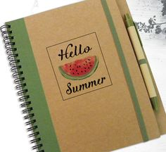 hello summer!!! by Sophie on Etsy