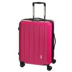 Check.IN Trolley L 67cm London 2.0 Pink Pink bLINm