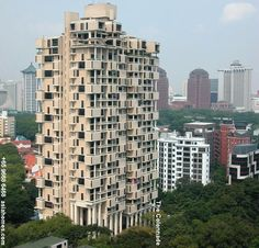 brutalist tower - Google Search