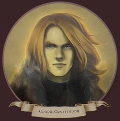 Godric Gryffindor from Hogwarts by Herzfield Harry Potter Anime, Harry Potter Fan Art, Carte Harry Potter, Harry Potter Images, Harry Potter Houses, Harry Potter Facts, Harry Potter Universal, Harry Potter World, Hogwarts Gründer
