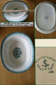 Gustavsberg, Wilhelm Kåge, VAS