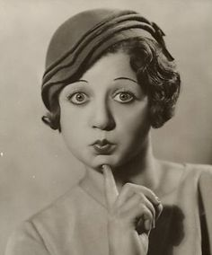 Betty Boop Girl - Mae Questel was an American actress and vocal artist best known for providing the voices for the animated characters, Betty Boop and Olive Oyl.