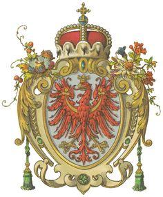 Wappen der Gefürsteten Grafschaft Tirol