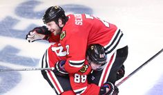 Blackhawks' 'Mr. Overtime' on success, fatherhood and slap shots ...