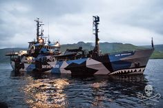 Sea Shepherd Global - Denmark Issues Suspicious Refusal Of Entry Notices To Sea Shepherd