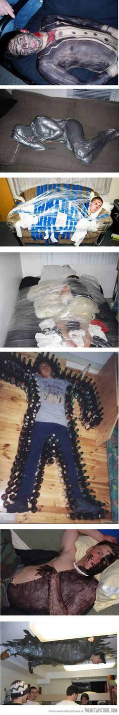 Reasons not to drink -->  o.O