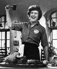 Julia Child's 'Mastering the Art of French Cooking' Joins E-Book Revolution - NYTimes.com