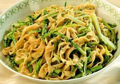 Tagliatelle agli asparagi