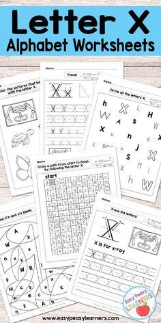 Free Printable Letter V Worksheets - Alphabet Worksheets Series ...