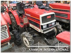 YANMAR FX16D , tractores agrícolas usados japoneses Tractors, Japanese, Vehicles, Agriculture, Japanese Language, Vehicle, Tools