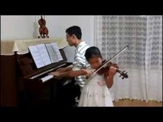 Seitz Violin Concerto No.3 Op.12 in G Minor Movement 1 ([…] 1 Year 7 Months of Study)—See more of this young violinist #from_MingmingViolin