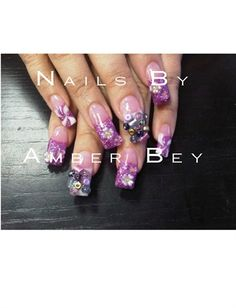 22 Best Junk Nails Images On Pinterest Edgy Nails Fancy Nails And