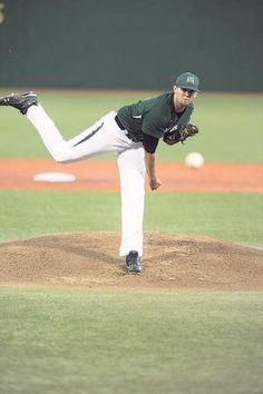 Connor Little, who sat out last season with an injury, threw four shutout innings for the Rainbows
