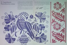 Hungarian Embroidery, Folk Embroidery, Hand Embroidery Stitches, Embroidery Techniques, Embroidery Patterns, Craft Patterns, Flower Patterns, Quilt Patterns, Chain Stitch