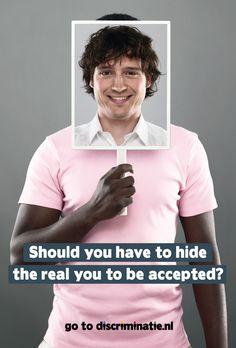 Dutch Ad Campaign Targets Discrimination