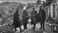 Frédéric Boissonnas Crete, the Mandaka brothers in the village of Lakki 1911 Street Photography, Art Photography, Magnified Images, Crete Island, Greek History, Simple Photo, Great Photographers, Athens Greece, Crete Greece
