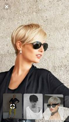 Haare Feine Haarschnitte Tigi We are living in a purely cosmetic world where looks and appearances m Curly Hair Updo, Short Hair Wigs, Hair Dos, Curly Hair Styles, Fine Hair Cuts, Haircuts For Fine Hair, Short Hairstyles For Women, Winter Hairstyles, Short Haircuts
