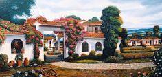 Cuadros de paisajes campestres | Imágenes de Pinturas