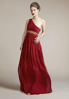Zaeem Jamal, One Shoulder Gown, Egyptian Collection http://luxworldwide.com/magazine/fashion/zaeem-jamal-alchemy-in-motion/