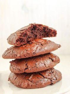 cookie de chocolate sem farinha