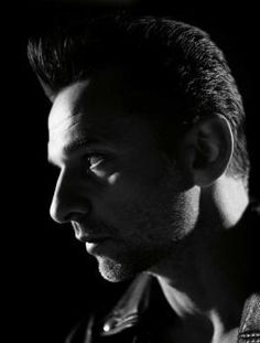 """Dave Gahan    """"You're the only one  Unpredictable like the sun  And the rainfall""""    (The Sun and the Rainfall)"""